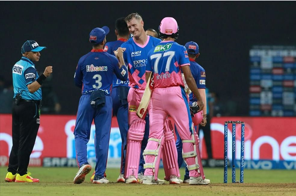 IPL 2021, RR vs DC Live Score: Morris shows his worth, snatches win for RR from the clutches of Delhi Capitals