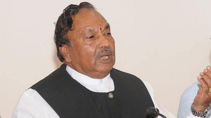 Karnataka minister says  letter not an act of revolt
