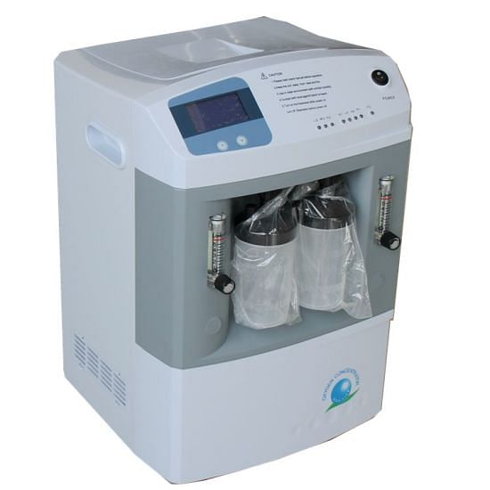 Indore: High demand for oxygen concentrators in city