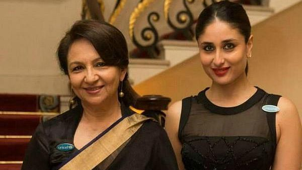Kareena Kapoor reveals mother-in-law  Sharmila Tagore is yet to see her second baby