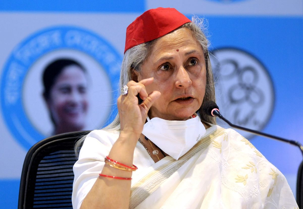 Watch: Jaya Bachchan pushes and shoves fan trying to take a selfie during Howrah roadshow, video goes viral
