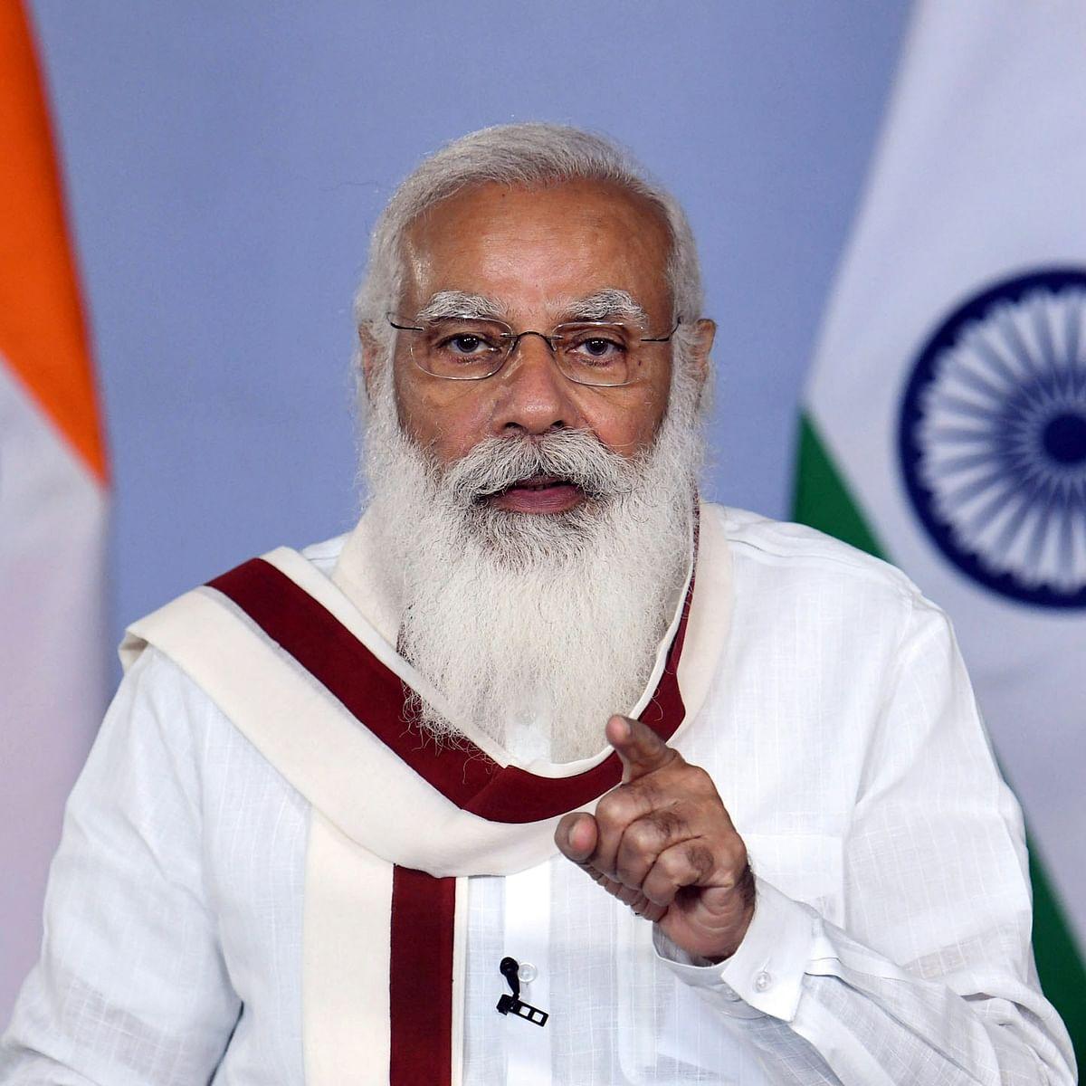 PM Modi to address 79th edition of 'Mann ki Baat' today