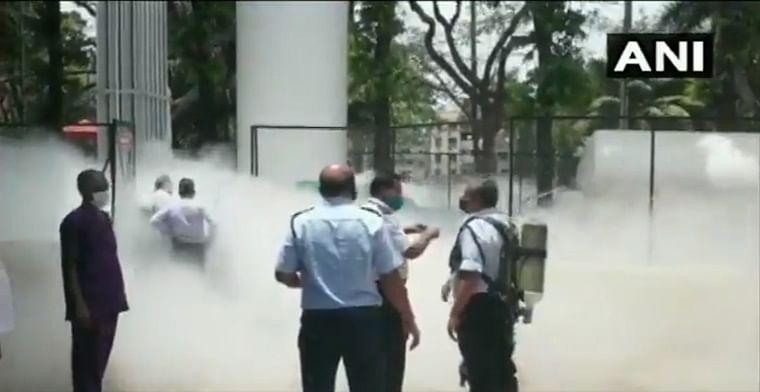 Maharashtra: 22 COVID-19 patients dead as oxygen leaks from tanker outside Nashik's Zakir Hussain Hospital