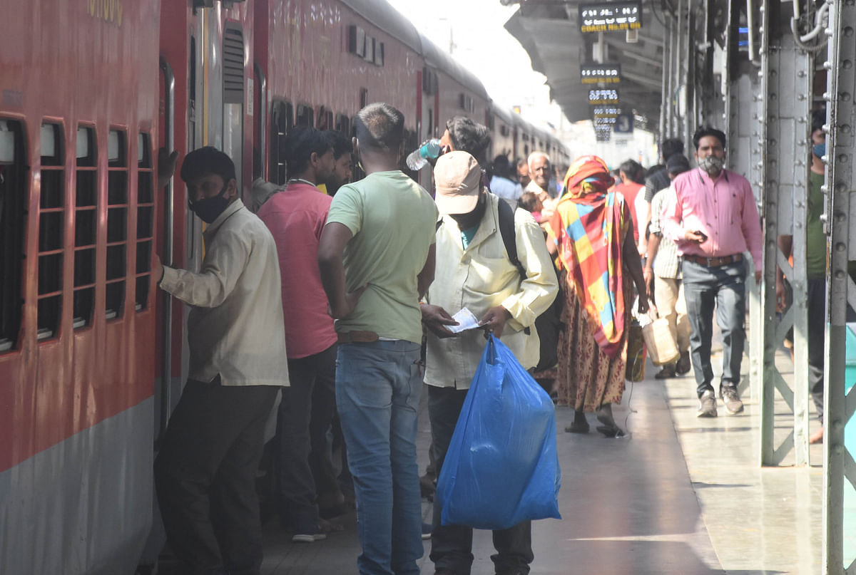 Between June 1-18, approval to operate 660 additional mail/ express trains has been given to the zonal railways