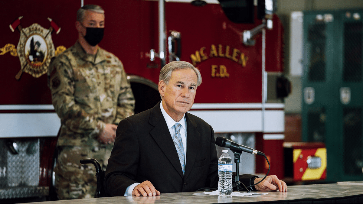Angry netizens call out Governor Greg Abbot who tweeted against gun reforms just a few hours before Texas shooting