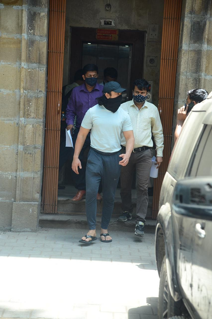 Mumbai: Actor Ajaz Khan, who was arrested by NCB in drug case, tests positive for COVID-19