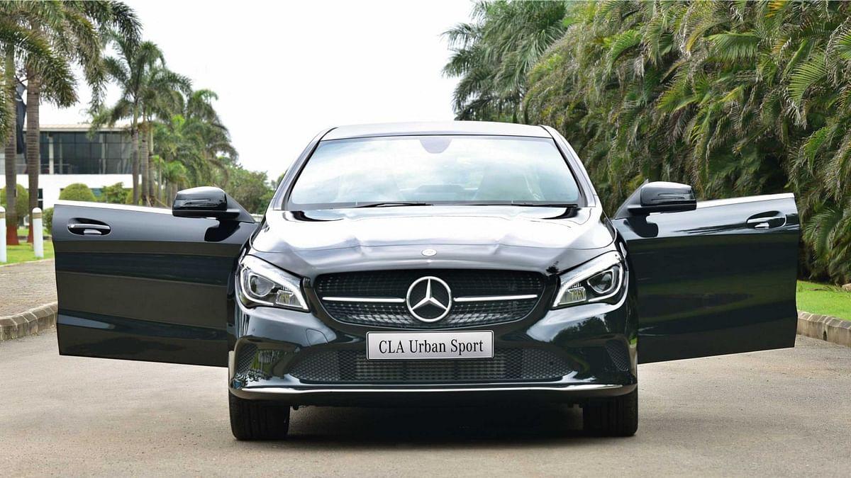 Mercedes-Benz India Q1 sales up 34% to 3,193 units
