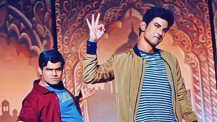 When Sushant Singh Rajput failed to pull off a prank on 'Dil Bechara' co-actor Sahil Vaid