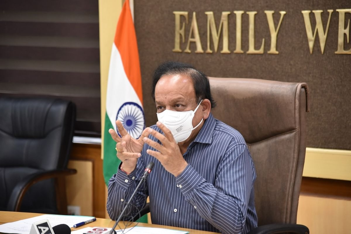 FPJ Edit: Union Health Minister Harsh Vardhan's harsh criticism of non-BJP ruled states is ill-timed