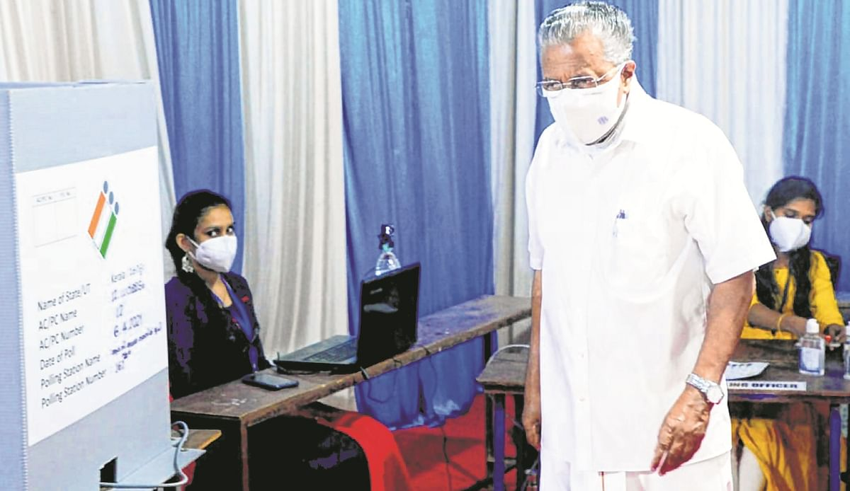 Kerala Opposition gleeful as Sabarimala hijacks voting day narrative