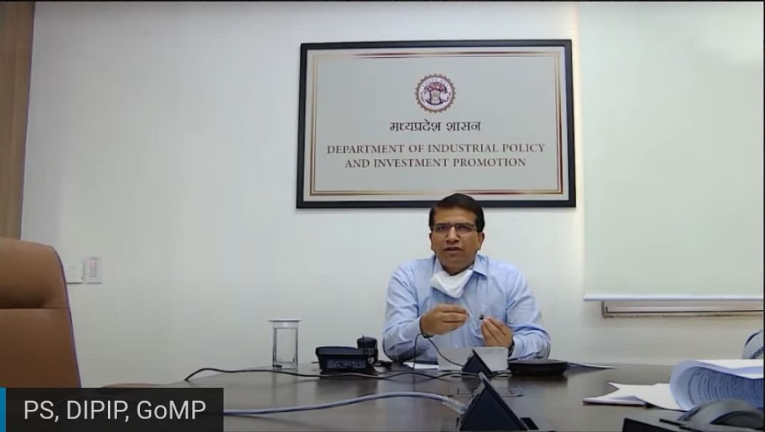 Principal Secretary Sanjay Shukla