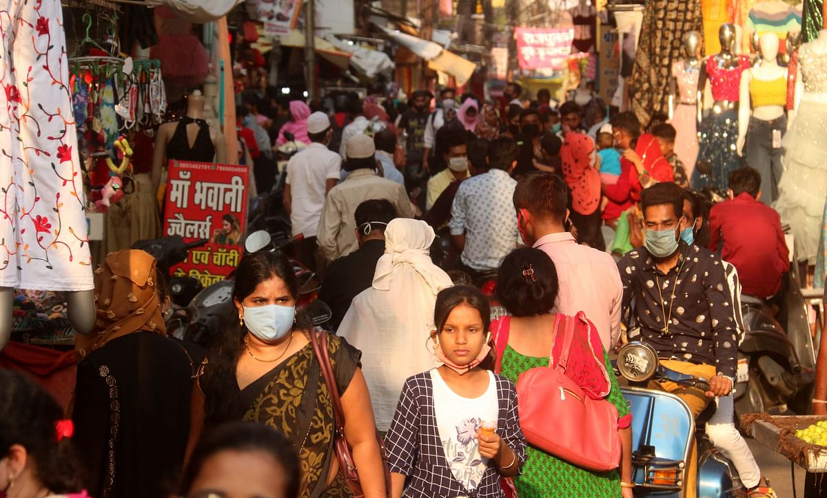 Bhopal: Unlock markets, shops in a uniform manner, demand traders; Area wise unlocking may lead to heavy rush at shops