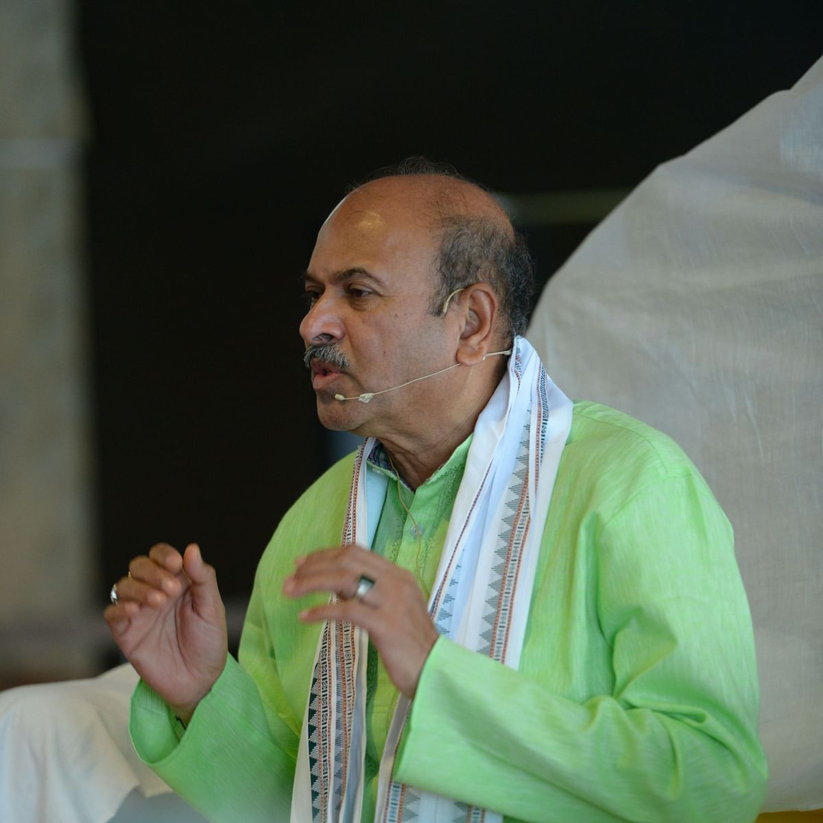 "The Mantra ""Asato-Maa Sat-Gamaya…"": NJ Reddy, YPV Sadhana"