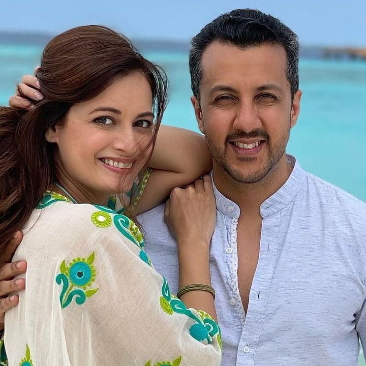 Dia Mirza shuts down troll questioning her pregnancy before marriage