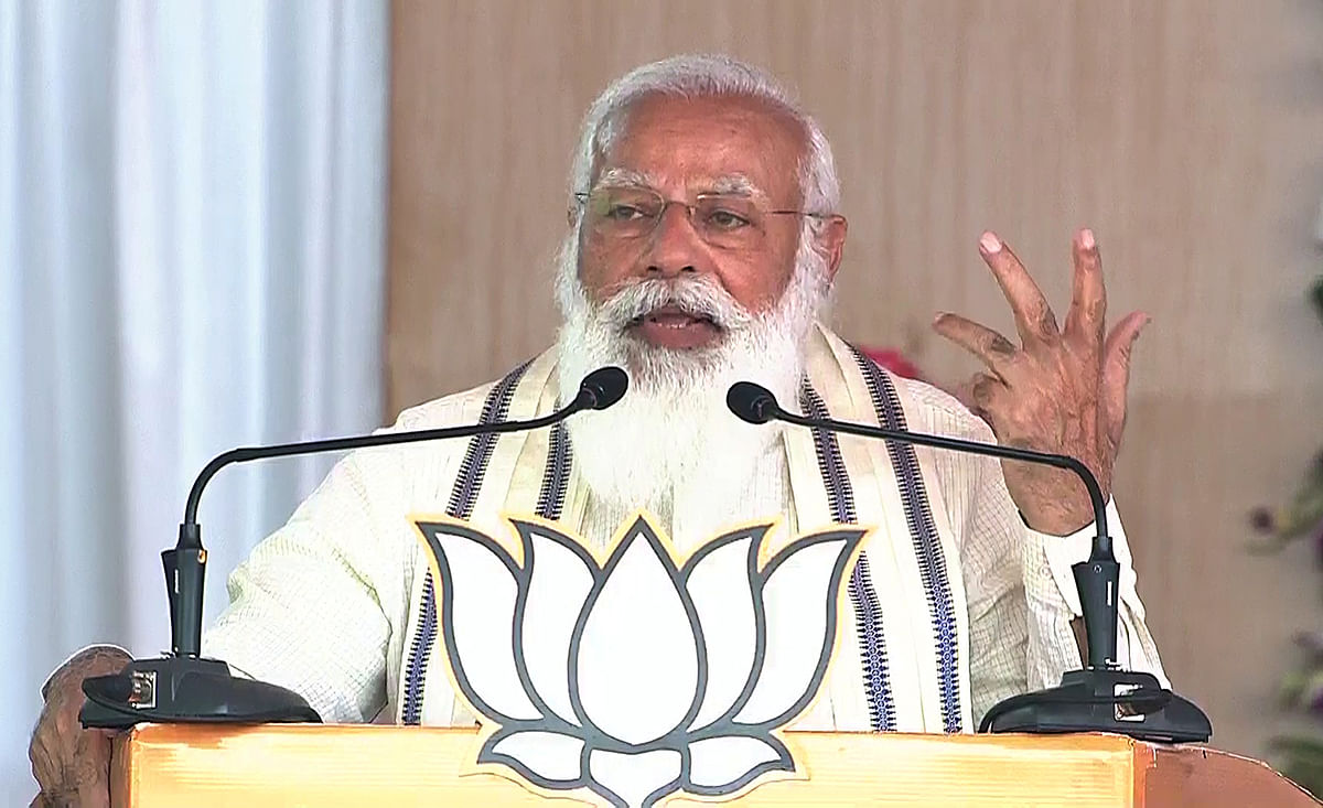 Mishti doi is sweet… why is Didi so bitter?: PM Modi