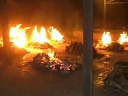 In Bhopal crematorium, urns containing ashes pile up as Covid cases mount