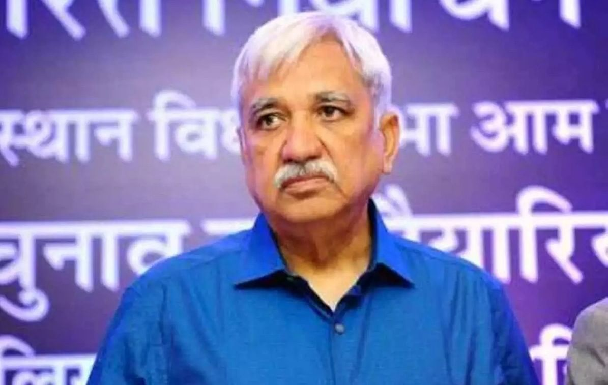 Former Chief Election Commissioner Sunil Arora tipped to be Goa Governor