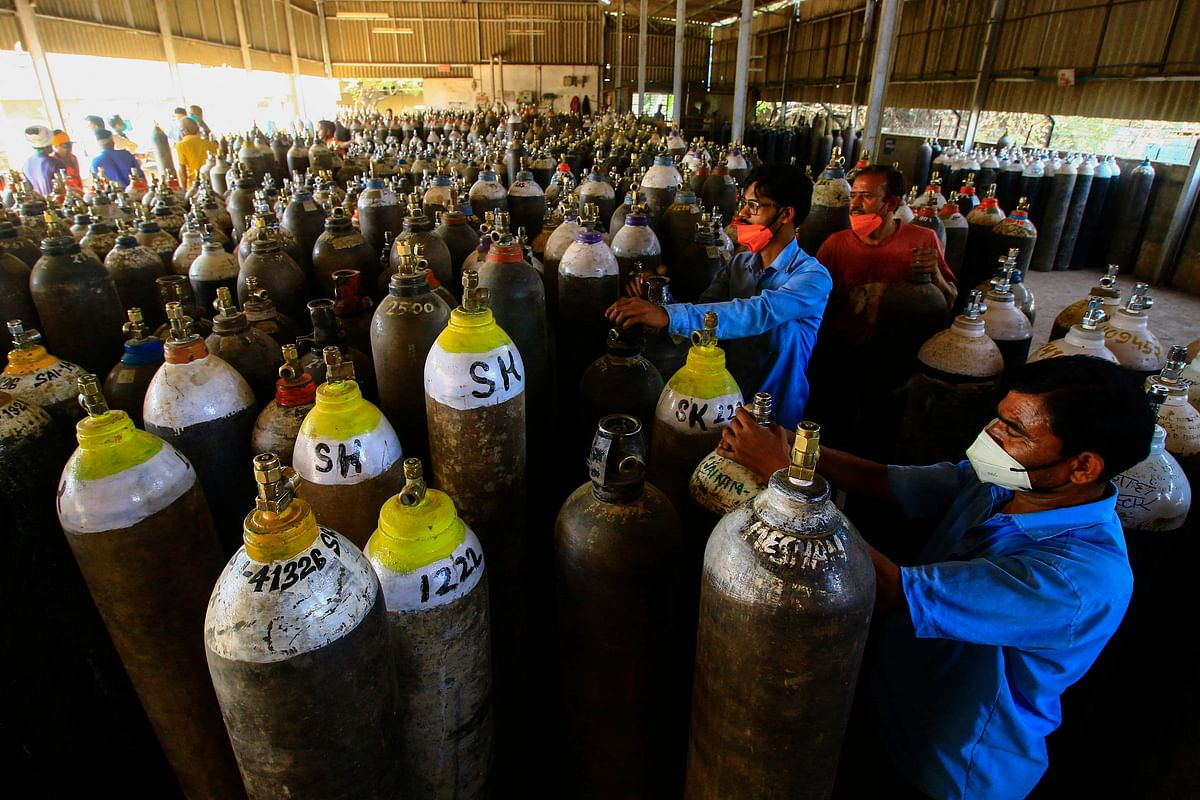 COVID-19 in Mumbai: Crisis averted as fresh stock of oxygen cylinders reaches Ghatkopar Hospital on time