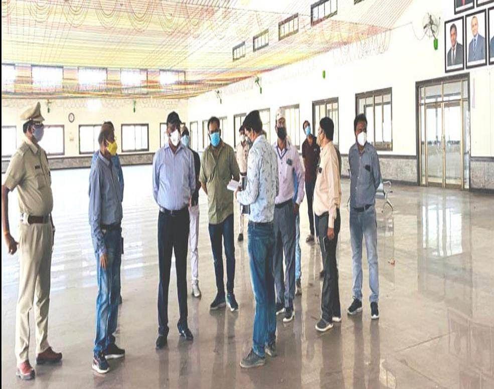 Madhya Pradesh: Mohankheda pilgrim centre to have 300-bed Covid Care Centre soon