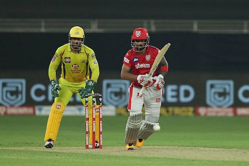 IPL 2021, CSK vs PBKS Live Score: PBKS - 15-2 in 2.5 Overs; Mayank Agarwal and KL Rahul depart early