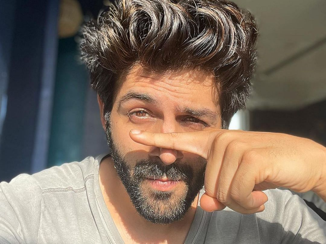 Kartik Aaryan tests Covid negative, says 'vanvaas khatam'