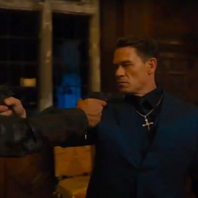 Watch: Action-packed 'F9' trailer shows Vin Diesel, John Cena face-off