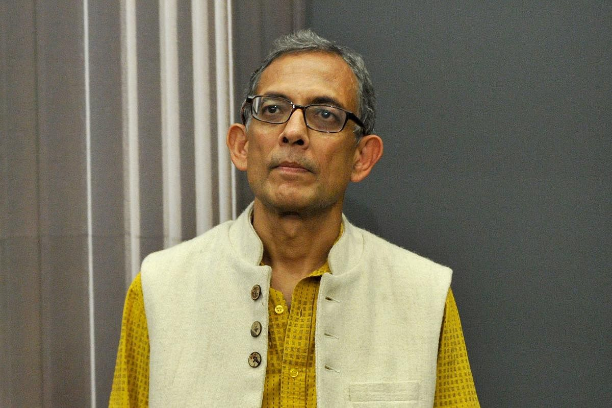 Nobel laureate Abjijit Banerjee trashes theory of limited government intervention to uplift poor
