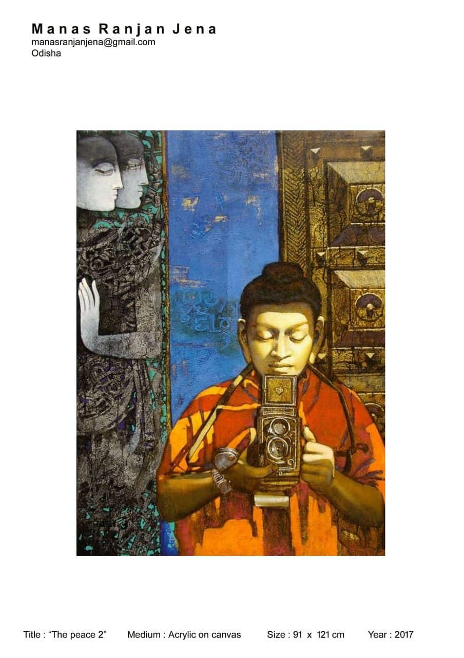 In pics: 61 Odisha artistes showcase their works to celebrate Utkal Diwas