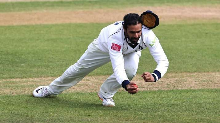 Hanuma Vihari has a forgettable debut for Warwickshire in county cricket