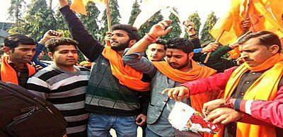 Bajrang Dal men booked in stabbing case