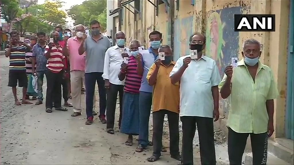 West Bengal Assembly Polls: 16.15% voter turnout recorded till 9:30 am