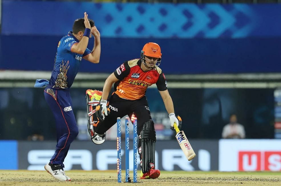 IPL 2021, MI vs SRH Live Score: SRH 137-10 in 19.4 Overs; Mumbai Indians beat SRH by 13 runs in a low-scoring thriller