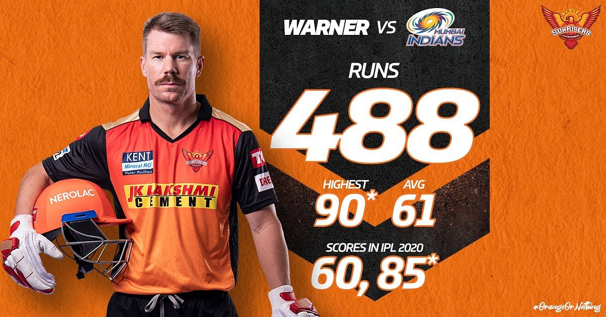 IPL 2021, MI vs SRH Live Score: Pitch Report, Dream 11, Probable 11; Sunrisers look for first points against mighty Mumbai Indians