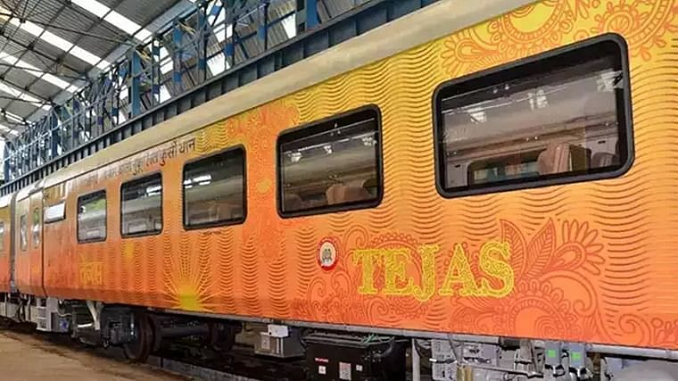 Mumbai-Ahmedabad Tejas express train temporarily suspended due to surge in COVID-19 cases