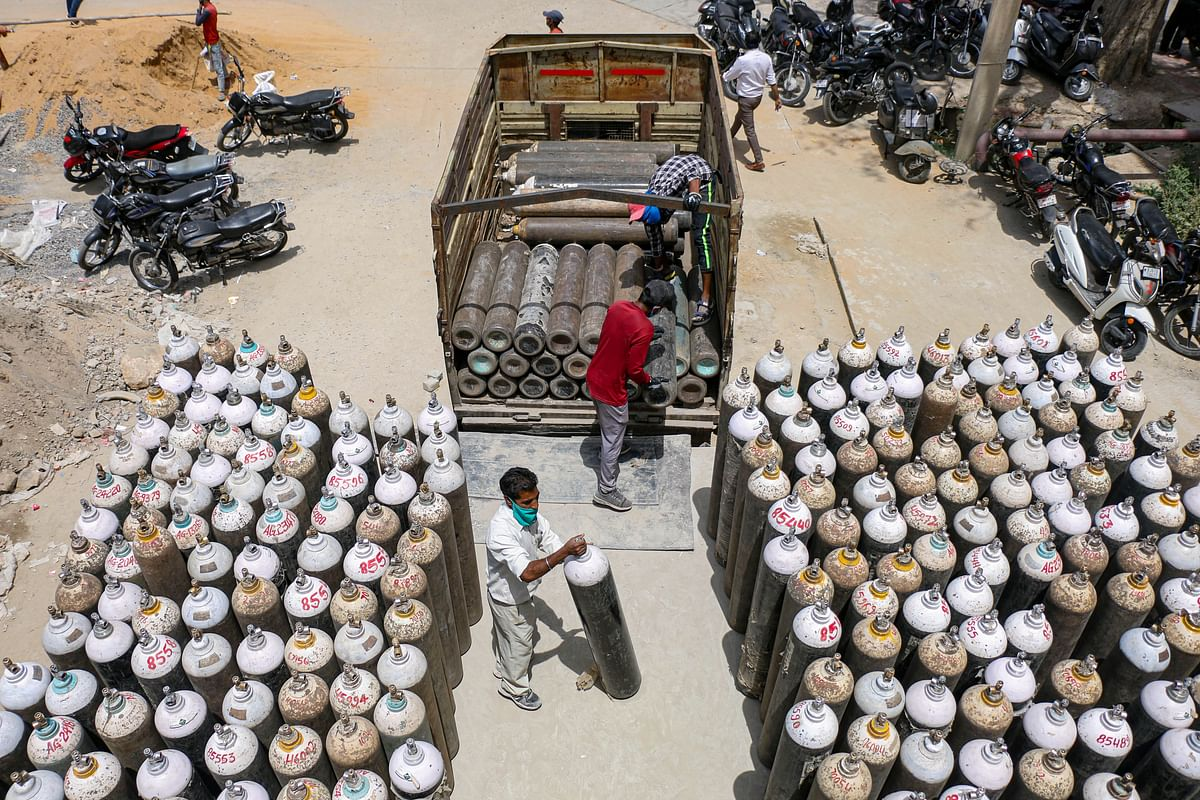 COVID-19: Amid shortage, govt to airlift 23 oxygen generation plants from Germany