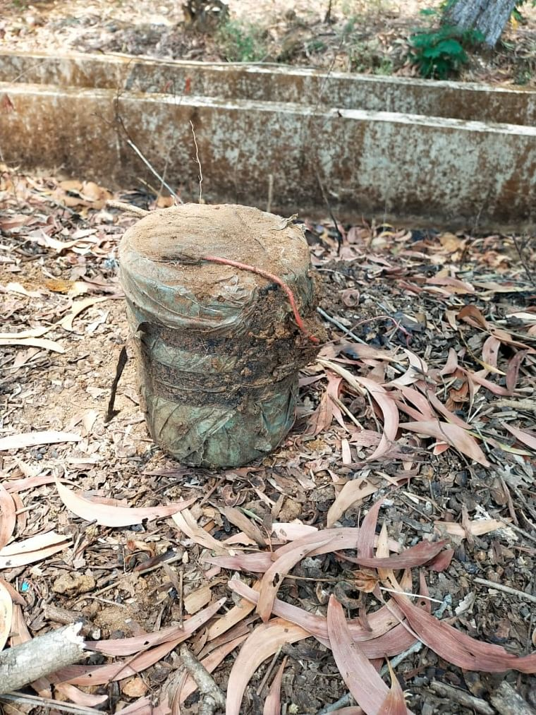 Chhattisgarh: ITBP detects bomb in Narayanpur; CPI Maoists to observe Bharat Bandh on April 26