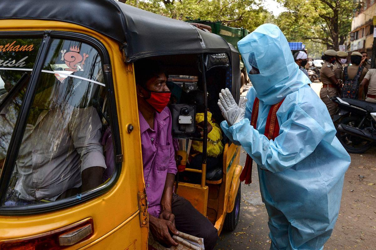 Mumbai: Auto rickshaw unions demand better relief package