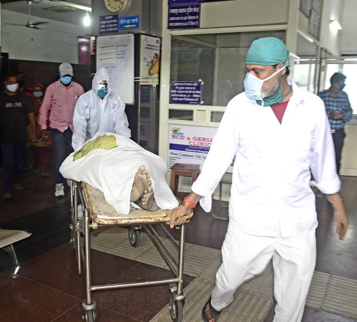 Madhya Pradesh: Corona patients to be treated in Army hospitals