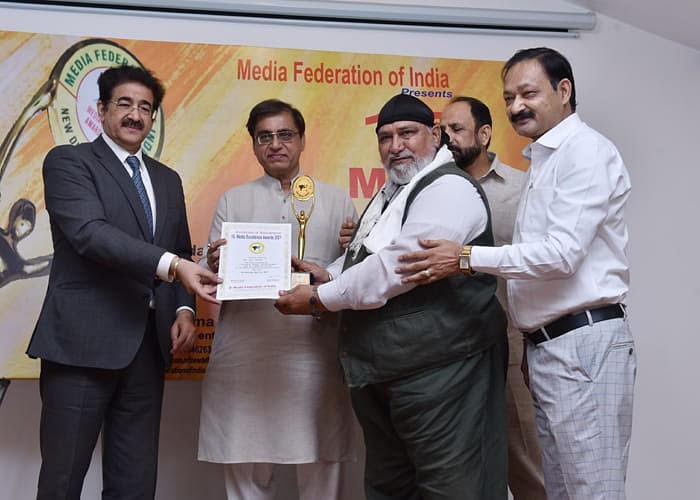 Gurumukh Singh Bawa, conferred with Life Time Achievement award