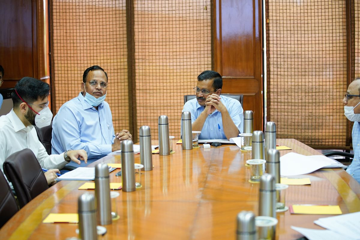 Delhi: CM Arvind Kejriwal convenes review meeting on wastewater reuse; instructs officials to expedite all related projects