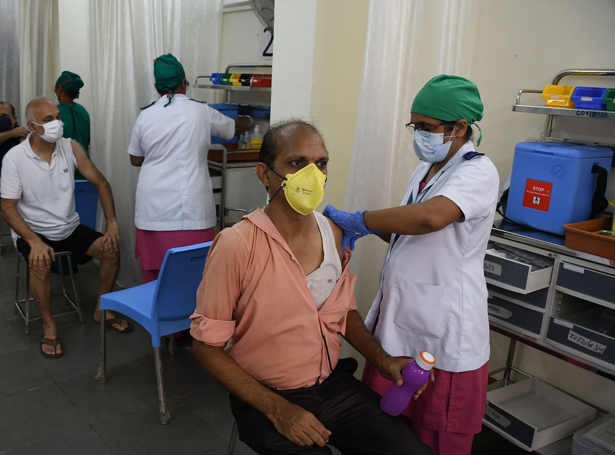 Panvel: PMC halts COVID-19 vaccination drive again on Wednesday