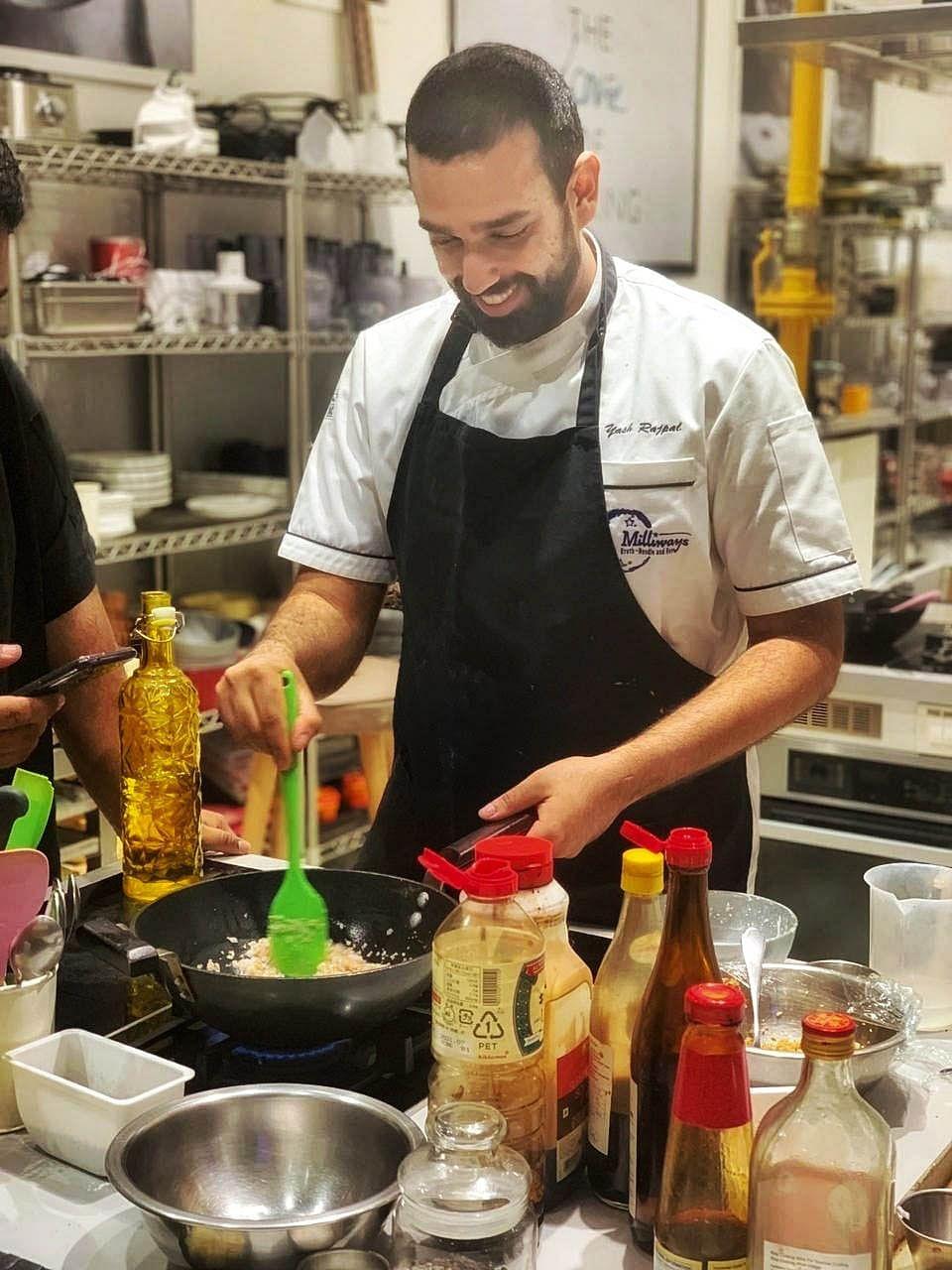 Chef Yash Rajpal