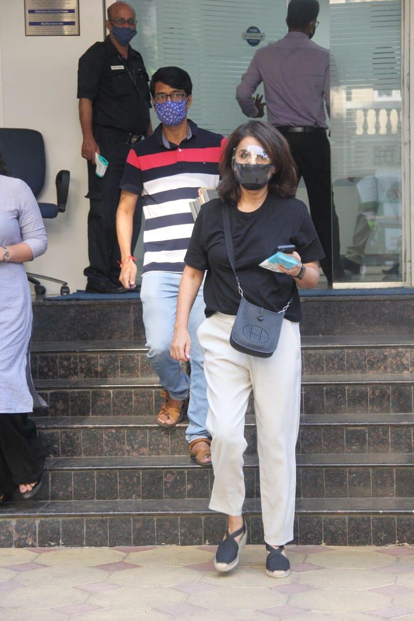 In Pics: Disha Patani, Neetu Kapoor, Tamannaah Bhatia and others spotted by paparazzi in Mumbai