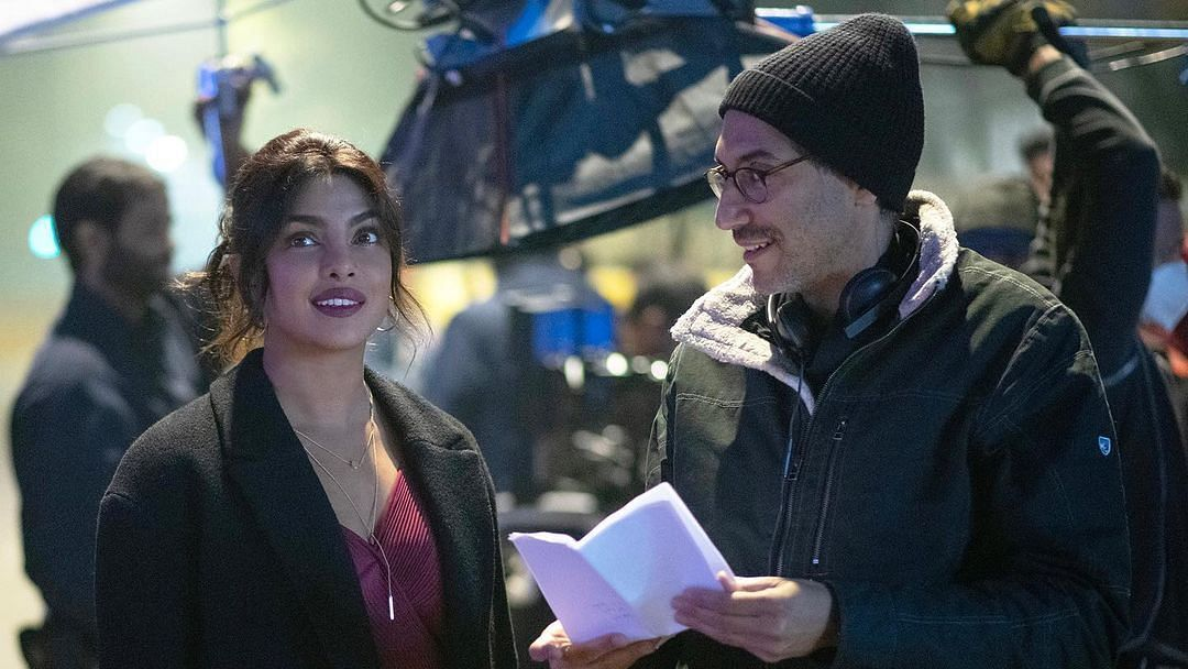 Priyanka Chopra reacts after 'The White Tiger' director Ramin Bahrani attacked with racial comments during Zoom interview