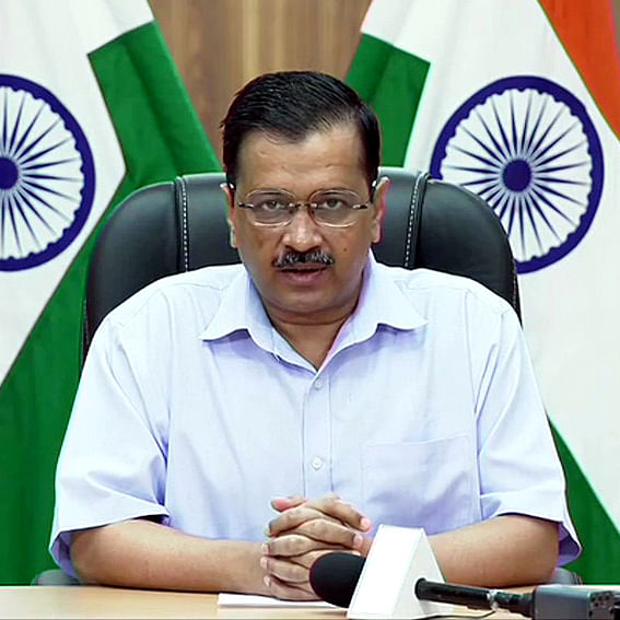 COVID-19: On receiving 730 MT of oxygen, CM Arvind Kejriwal thanks PM Modi, requests to supply same amount of oxygen daily to Delhi