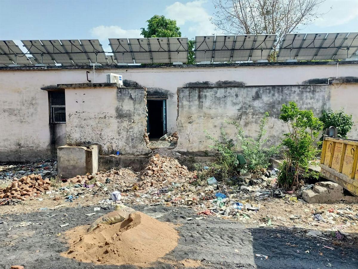Madhya Pradesh: Work of 20-bed CHC in Gandhwani inspected