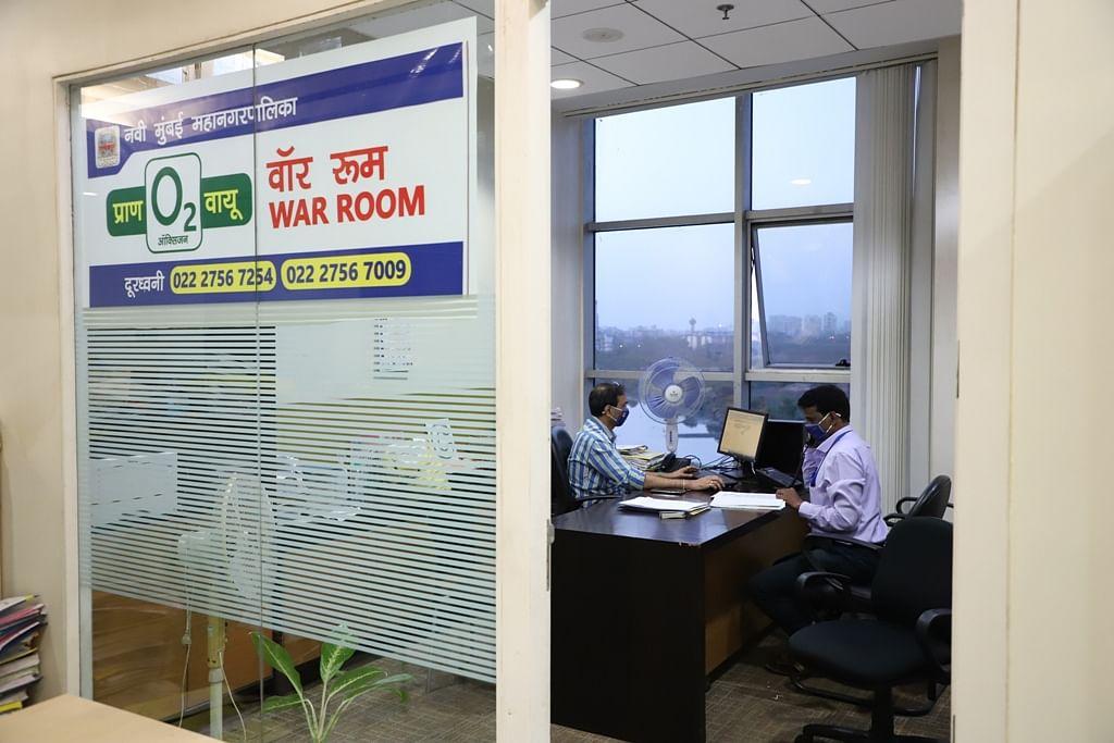 Navi Mumbai: NMMC sets up 'oxygen war room' in Belapur