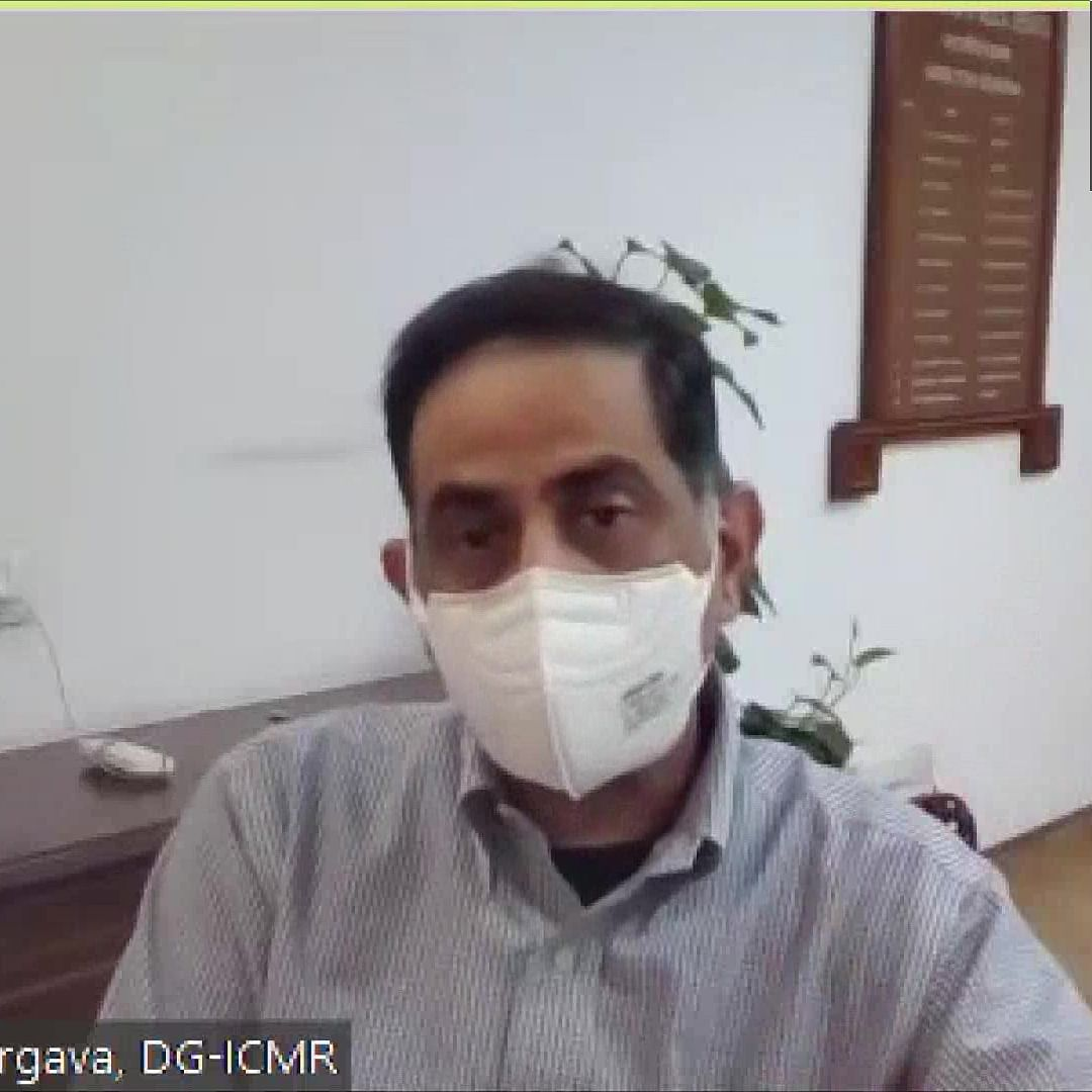 Second wave of COVID-19 'less severe' than the first: ICMR DG