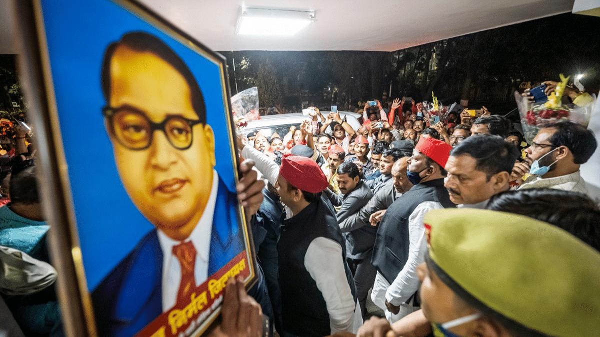 Twitterati slam Akhilesh Yadav's 'Dalit Diwali'; call it an insult to Dr Ambedkar