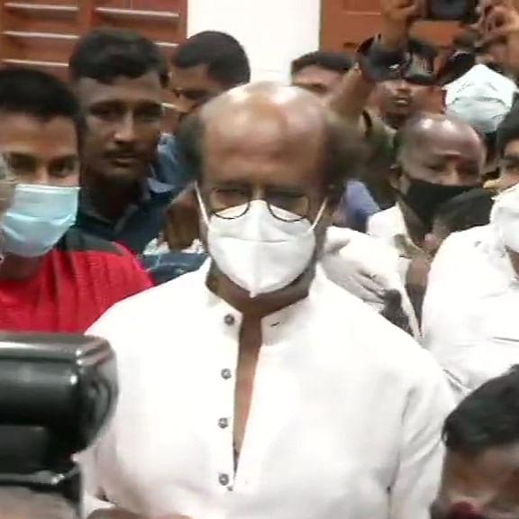 Tamil Nadu Assembly polls 2021: Rajinikanth casts vote in Stella Maris as polling begins